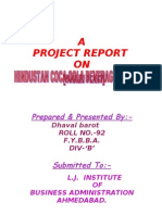 A Project Report On