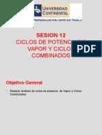 Seesion 12_Centrales Electricas Ciclos de vapor.ppt