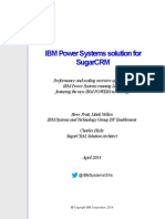 03 P8 IBM Power Systems for SugarCRM 18April FINAL