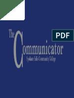 The Communicator Logo