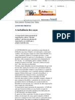 A turbulencia dos caças_Janio_de_Freitas_FSP_07JAN10