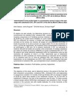 Determinación Del Perfil Lípidico en La Concentración Sérica en Porcinos