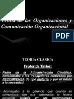Teoría de Las Organizaciones y Comunicación Organizacional (1)