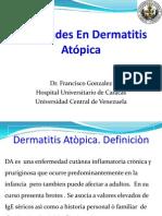 Novedades En Dermatitis Atópica