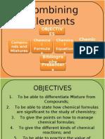 Combining Elements