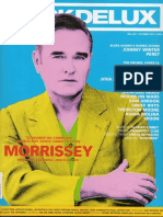 Entrevista a Morrissey 2014