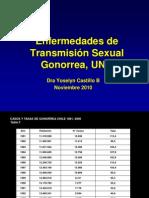 09 Gonorrea y Chlamydias 2010