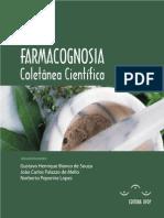 FARMACOGNOSIA   COLETÂNEA CIENTÍFICA