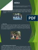 Música, Costumbres y Tradiciones de La Provincia de Pastaza 3