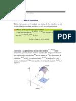 Grafica de Funciones de Dos Variables