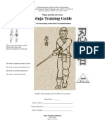 Ninja Training Guide