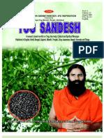 Yog Sandesh August-09 (English)