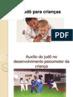 Judô Para Crianças