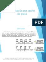 Modulación Por Ancho de Pulso