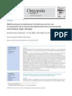 aaa2010 Modificaciones inmediatas en la dinámica uterina tras la realización de la técnica de equilibración de la sincondrosis esfenobasilar según Upledger