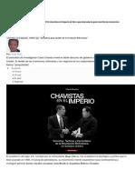 C--..-Chavistas en El Imperio-, El Libro Que -.-Desnuda La Gran Mentira de La Revolución Bolivariana-.