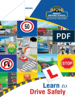 Learn to Drive Safely