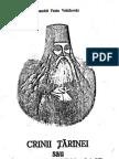 Sfantul Paisie Velicikovski -- Crinii Tarinei Sau Flori Preafrumoase