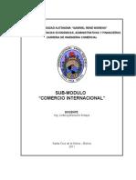 Texto Comercio Internacional 2011 Ver 2