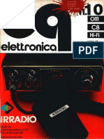 CQ elettronica 1977_10 + proyects -(Italiano)