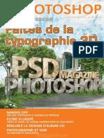 Photoshop - Faites de La Typographie 3D_WL
