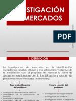 Investigación de Mercados, Descriptiva y Cualitativa