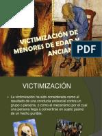 Exposicion de Victimizacion de Menores