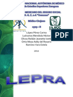 LEPRA Presentación de Power Point