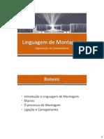 Aula16 - Linguagem_Montagem