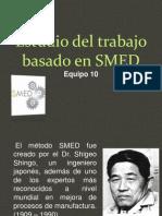 Estudio Del Trabajo Basado en SMED12