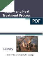 Foundry and Heat Treatment