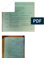 Review Questions of Petroleum Process Overview