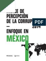 México, sin cambios significativos en anticorrupción
