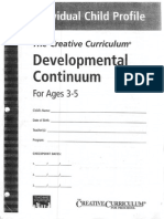 developmental continuum1