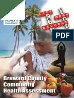 Broward County Health Assessment 2013