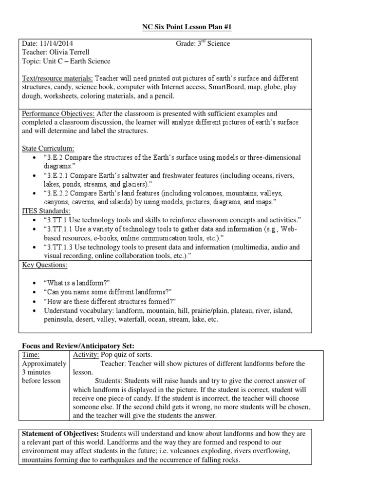 Workbooks landform matching worksheets : lesson plans | Special Education | Solar Eclipse