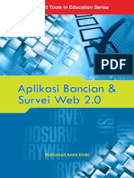 Aplikasi Bancian & Survei Web 2.0