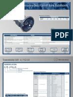 Bus Tip t 004 Transmision Mb g60-6