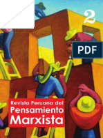 Revista Peruana Del Pensamiento Marxista, Año 2, Nro 2