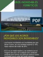 ACEROS INOXIDABLES FERRITICOS