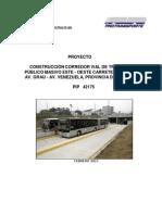 Proyecto Vial