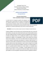 Justicia Social Igualitaria  Estrategia-Electoral
