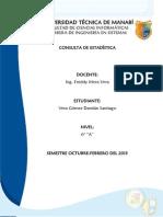 Universidad Técnica de Manabí(Deber#1)