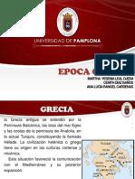 Epoca Clasica Escuela y Generos Exposision