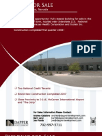 Las Vegas NNN Property For Sale - 1031? Commercial – 100% Leased