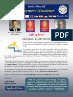 DG Newsletter December 2014 Issue