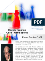 Pierre Boulez Case Tax International