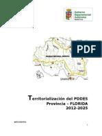 Florida Plan Provincial