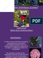 fabricacion vinos