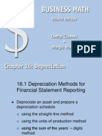 Depreciation, 5